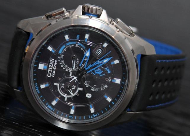 Citizen Unveils Wristwatch that Mixes Fashion and High ...