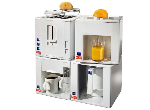 Latest Invention: Compact4All   Small Kitchen With Compact Appliances