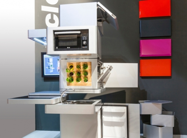 10 Interesting Hi Tech Kitchens Technology InfoNIAC