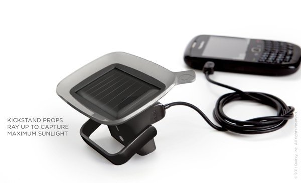 Latest Invention: Portable Solar-Powered Charger for Your ...