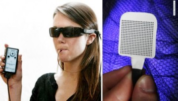 brainport see with tongue Gadget that Helps Blind See With Their Tongue latest invention