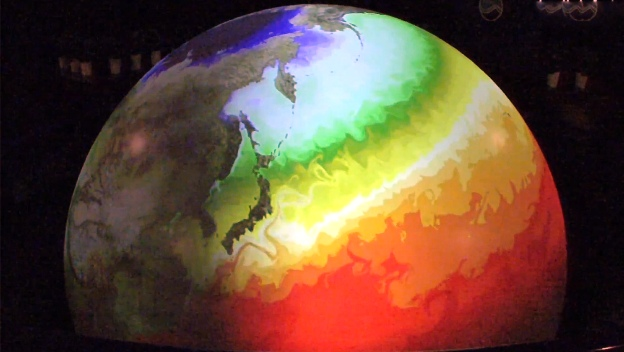 Japanese Earth Simulator Predicts Seasonal Climate
