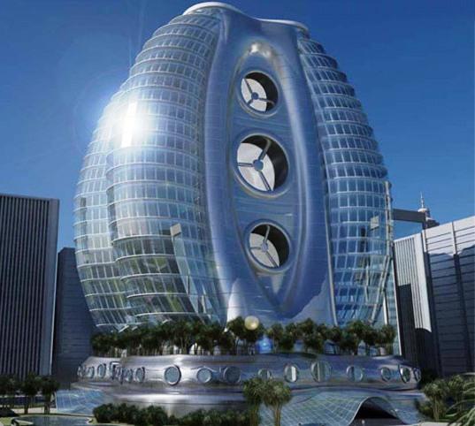 Top 5 Most Inspiring Green Buildings Environment