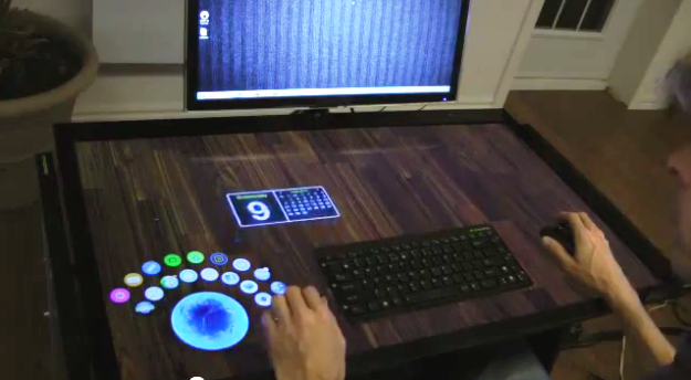 40 inch multitouch table technology infoniac latest for New technologies in electronics