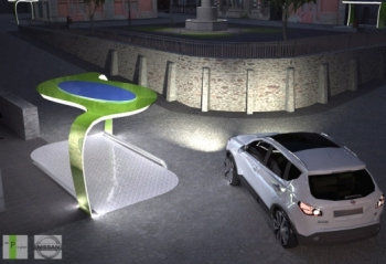 New Solar Energy Parking System For Car Stuffed Cities