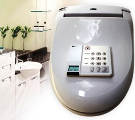 Manufacturers Warn About Japanese Toilet Seat Taking Fire