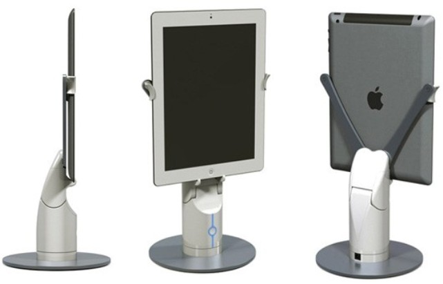 Latest Invention: KUBI - Low-Cost Telepresence System for ...