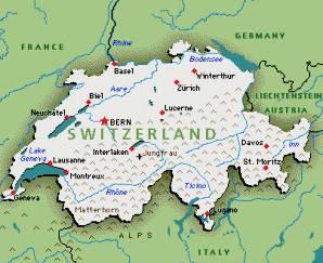 Switzerland Entered Schengen Zone Current Events