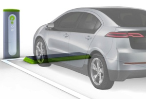 В компании HaloIPT придумали систему беспроводной подзарядки электромобилей
