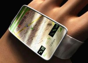 Touchscreen Wrist Phone Concept Technology Infoniac