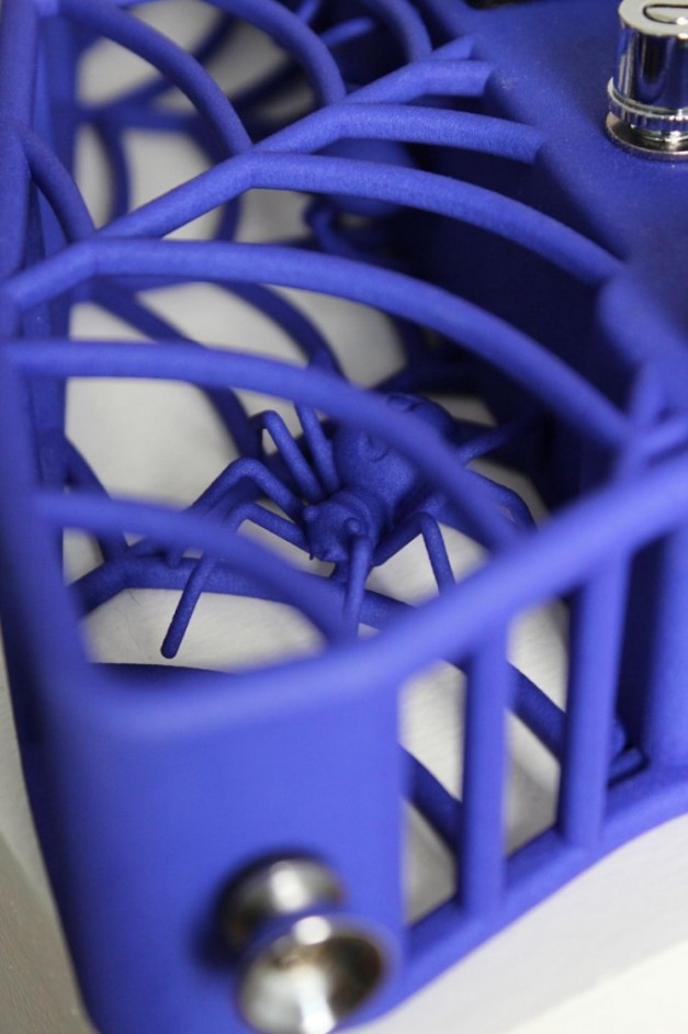 Intricate Guitars Created Using 3d Printing Technology