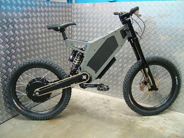 The Er New Gen Electric Bike