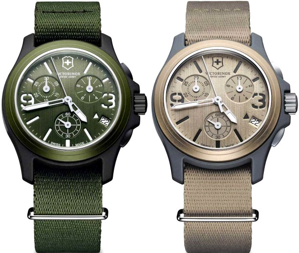 New Swiss Army Watches