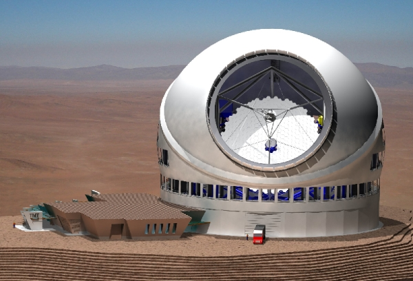 Huge New-Gen Telescope to Be Constructed in Hawaii - Science - InfoNIAC - Latest Inventions