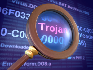 The History and Description of Trojan Horse Virus ...