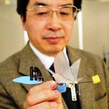 bart latest invetion hummingbird robot Latest Invention: Hummingbird Robot Created by Japanese Scientist