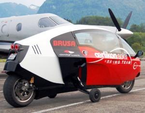 Swiss Electric Bike Registers A Range Of 280 Miles Per Charge
